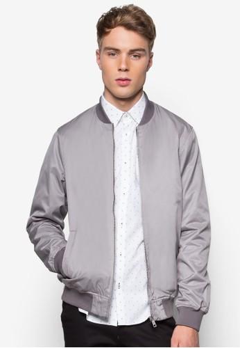 輕量基esprit台北門市本款拉鍊外套, 服飾, 外套