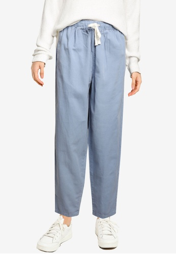 Cotton On blue Everyday Pants 69790AAB4F9A83GS_1