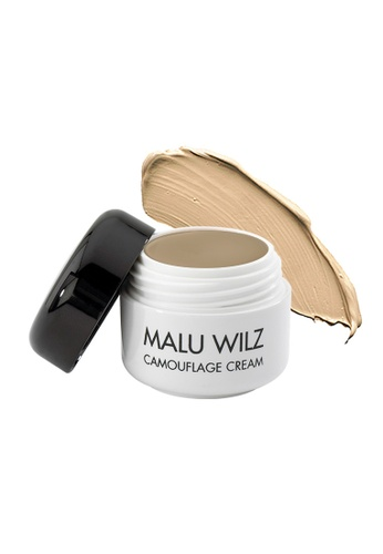 Malu Wilz beige Camouflage Cream 4 MA792BE53TWWMY_1