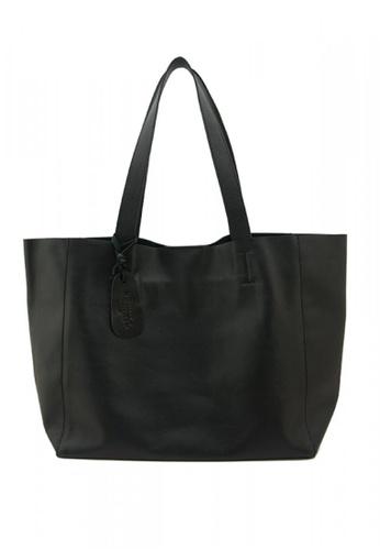 The Tannery Manila black Hannah,Genuine Leather Nappa Bag TH690AC0ITVWPH_1