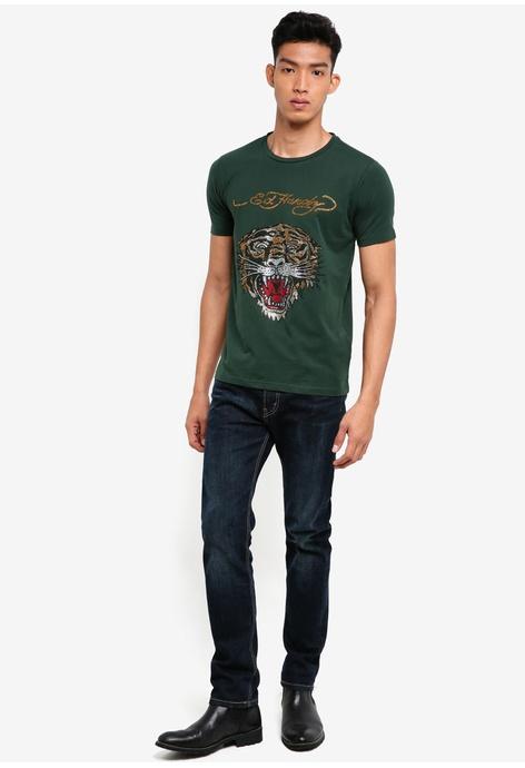 48a3b603 Buy Ed Hardy Men T-Shirts Online | ZALORA Malaysia
