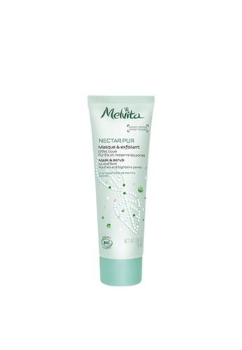 MELVITA Melvita Nectar Pur Mask & Scrub 75ml 5BEC8BE7132693GS_1