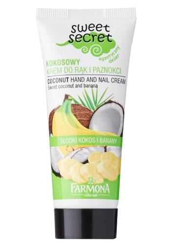 Sweet Secret Sweet secret Coconut Hand and Nail Cream 6AF00BE24E09CBGS_1