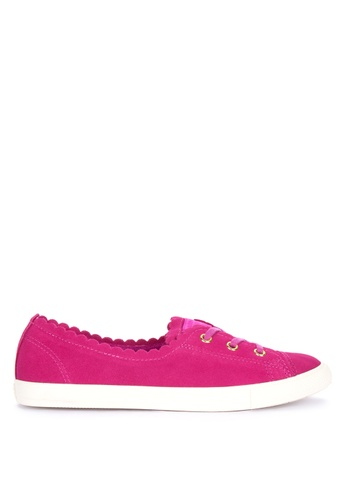 Converse pink Chuck Taylor All Star Ballet Lace Frilly Thrills Sneakers  D9B0ASH8B36E35GS 1 ebf05cdae