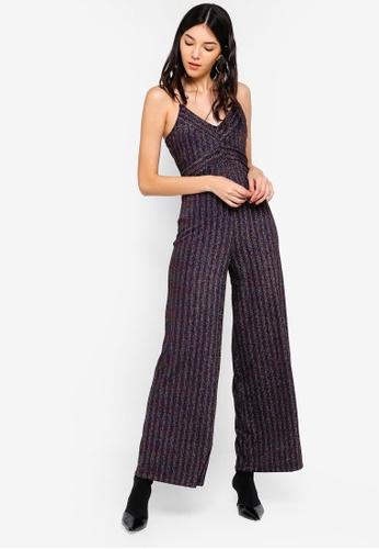 4bd8d3905b Buy Miss Selfridge Rainbow Glitter Jumpsuit Online on ZALORA Singapore