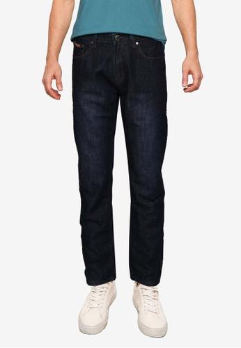 Fidelio blue 434 Slim Straight Denim Jeans CD968AAE5BE7A9GS_1