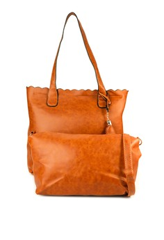Ronnie Tote Bag With Sling Bag