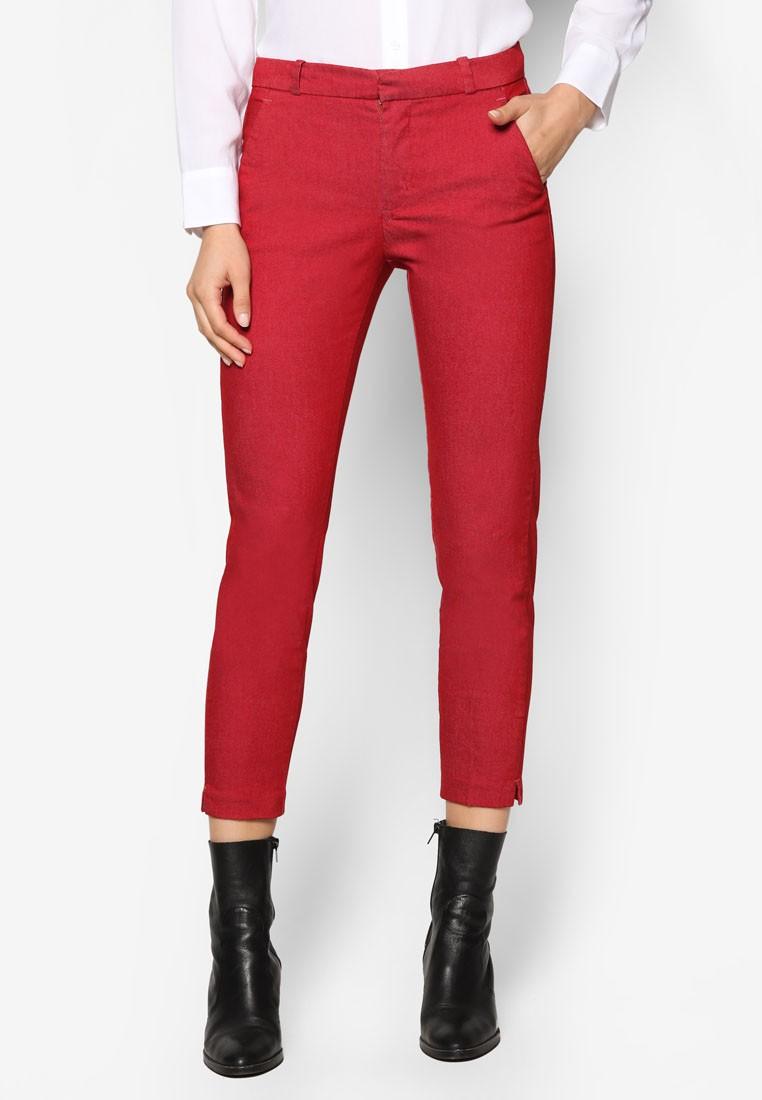 Cotton Crop Trousers