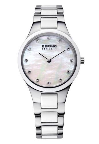 Bering silver Ceramic 32327-701 White 27 mm Women's Watch 54CDFAC1691A2DGS_1