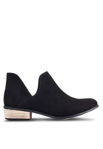 ZALORA black Ankle Boots 67328SHDC8A4A7GS_1