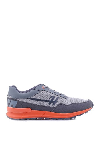 Sogno grey Shoes Male Orion Grey - H 5108 5D3BASH6890645GS_1