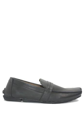 Dr. Kevin black Dr. Kevin Men Casual Shoes 13296 - Black DR982SH0UN5EID_1