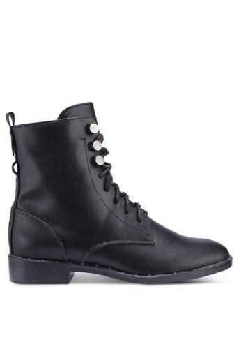 Call It Spring black Arleta Boots 3E657SHE86716BGS_1