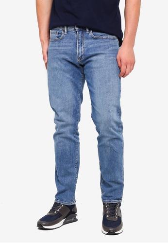 GAP blue Slim Fit Jeans 91B33AA9784F48GS_1