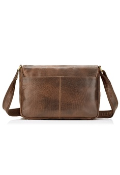 1bfdce5c71 38% OFF ENZODESIGN Antique Heavy Two Tone Buffalo Leather Small Messenger  S  225.00 NOW S  139.00 Sizes One Size