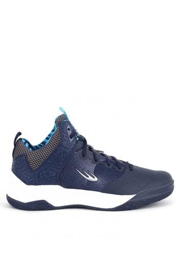 World Balance blue Court Smash Mens Basketball Shoes CB0C4SHAC29180GS_1