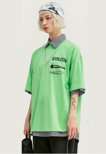Twenty Eight Shoes Trend Printed T-Shirts 1044S20 2C0BAAA5C69EB0GS_1
