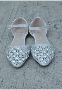 TNL Panni Sandals (Silver)