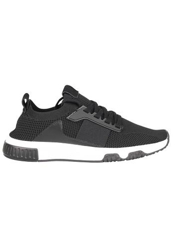Tomaz black Tomaz TR006 Casual Sneakers (Black) 5459FSH35BDF2FGS_1