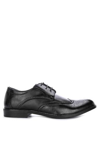 Italianos black Nicholas Formal Shoes 4AADFSH1517515GS_1