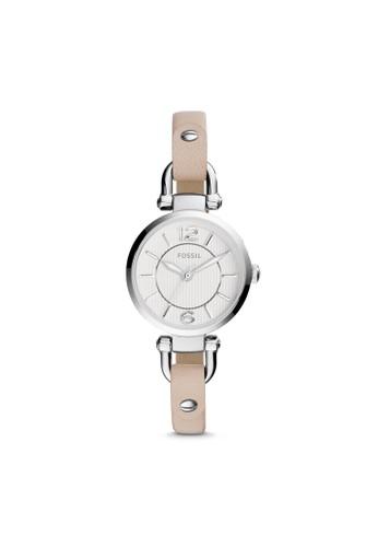 Fossiesprit 工作l GEORGIA淑女型女錶 ES3808, 錶類, 淑女錶