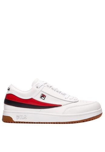 FILA white Performance - FPF Sneaker 7D2BBSHEEDFA40GS_1