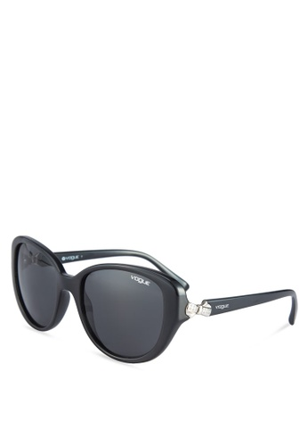 Vogue black Timeless VO5092SB Sunglasses VO655GL14VUZMY_1