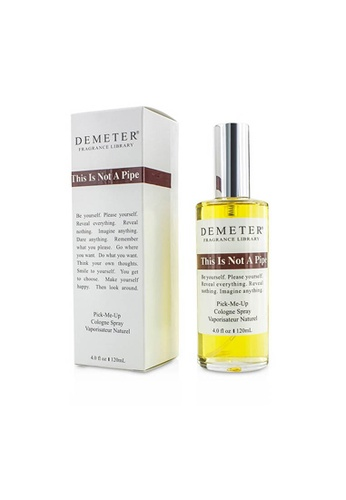 Demeter DEMETER - This Is Not A Pipe Cologne Spray 120ml/4oz D63DDBE52B0075GS_1