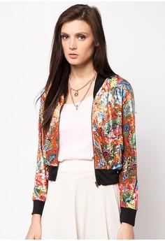 Florie Crop Jacket