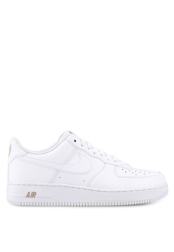 Nike white Men's Nike Air Force 1 '07 Shoes F7B4DSH0CD3F4CGS_1