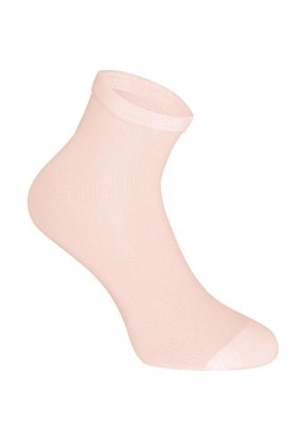 SOXGALERI pink Candy Socks D5D5DAA9FEFC6EGS_1