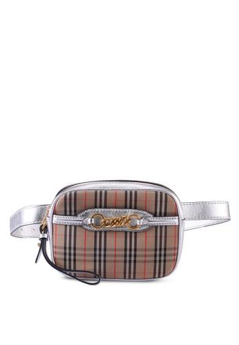 Burberry silver Casual Belt Bag (oc) 42A79ACBF26E83GS_1