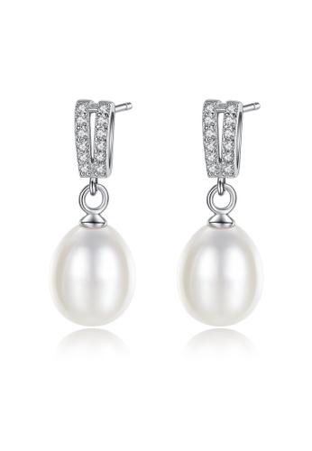 SUNRAIS silver High-grade colored stone silver fashion earrings 4A598AC63933EDGS_1