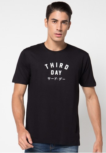 Short Sleeve Simple Thirdday Japan