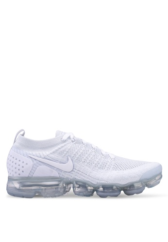 Nike white Nike Air Vapormax Flyknit 2 Shoes C86F7SH09DD11FGS_1