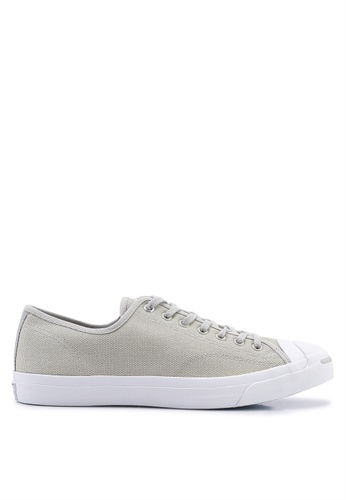 fdfce261be7a Buy Converse Jack Purcell Ox Heavy Canvas Sneakers Online on ZALORA  Singapore