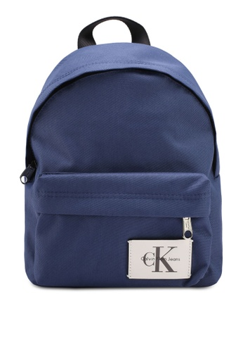 Calvin Klein blue Campus Backpack-30 - Calvin Klein Accessories 2262BACC7C24AFGS_1