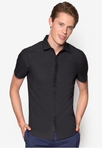 平角領短袖襯衫, 服飾, 素色襯esprit 寢具衫