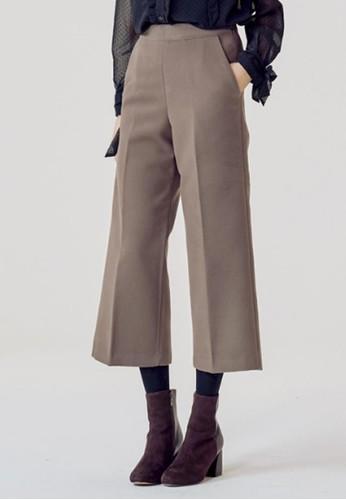 冬季九分闊腿褲,esprit au 服飾, 九分褲