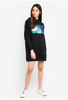 50% OFF Tommy Hilfiger HANNA HOODED DRESS LS S  389.00 NOW S  194.50 Sizes M 143c18f7245