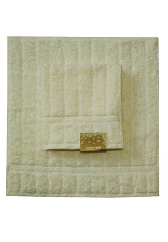 Cotton Fields yellow Cotton Fields Face Towel Stripes 9123BHL4CA55FAGS_1