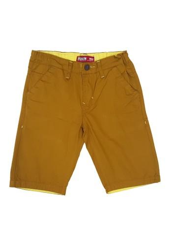 Pingu brown Pingu 92300812 - Celana Pendek Anak Laki-Laki 28C1DKA36FFE75GS_1
