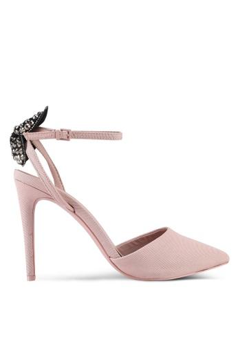Call It Spring pink Sagira Strappy Heels ADDE7SH42DDC77GS_1
