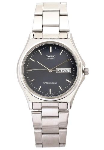 Casio silver Men Analog Watches MTP-1240D-2ADF CA347AC0W3K9ID_1