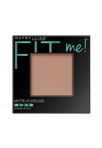 Maybelline Maybelline Fit Me Matte + Poreless Pressed Powder (235 Pure Beige) MA671BE0RW75MY_1