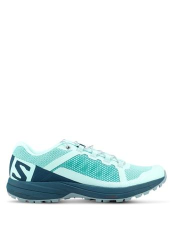 Salomon blue Xa Elevate W Shoes 8EB0FSHD9ED3EDGS_1