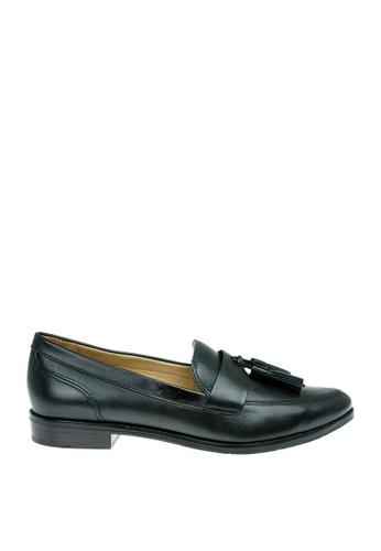 Sebago black Women's Dress Casual Shoes Templar Tassel 6041CSH5EFB4BBGS_1