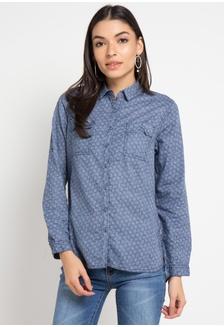 Girl Long Sleeves Shirt BC19BAA4C3C3CFGS 1 Cardinal ... 27d5fb0787