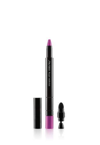 Shiseido pink Shiseido Makeup Kajal InkArtist,02 Lilac Lotus 999EDBEB973618GS_1