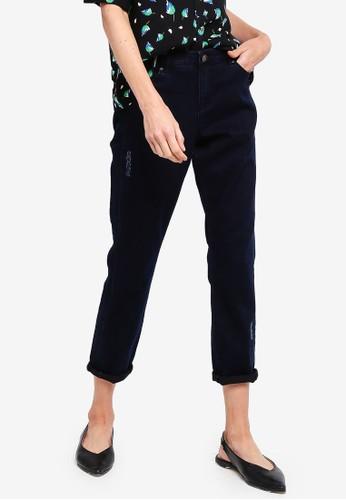 ESPRIT blue Denim Length Service Jeans 02FB7AA37687F6GS_1